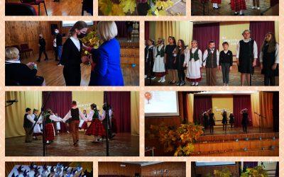 Mokytojų dienos šventė